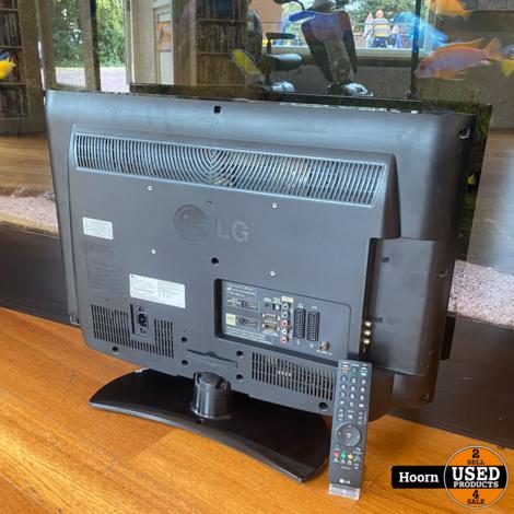 LG 26LH2000-ZA 26'' inch Televisie incl. Afstandsbediening