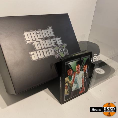 GTA 5 Collector's Edition Grand Theft Auto 5 XBOX 360