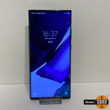 Samsung Galaxy Note 20 Ultra 5G 256GB Mystic Black in Zeer Nette Staat