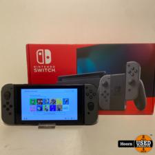 Nintendo Nintendo Switch Gen2 Zwart Compleet in Doos
