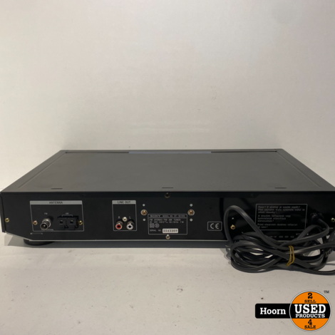 Sony ST-SE200 FM Stereo/ FM-AM Tuner