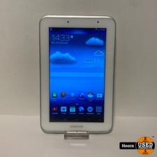 samsung Samsung Galaxy Tab 2 7.0 inch Wifi Wit incl. Lader