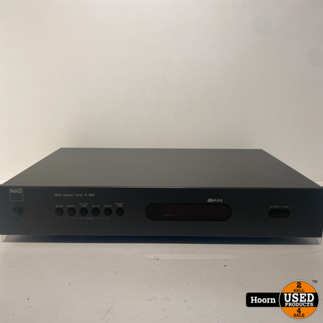 NAD C420 RDS Stereo Tuner in Nette Staat