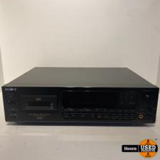 sony Sony DTC-55ES Digital Audio Tape Deck DAT-Recorder