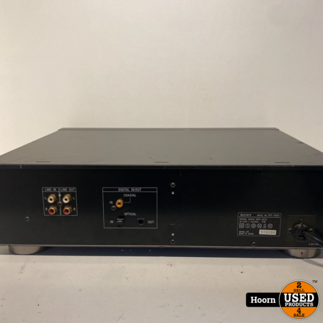 Sony DTC-55ES Digital Audio Tape Deck DAT-Recorder