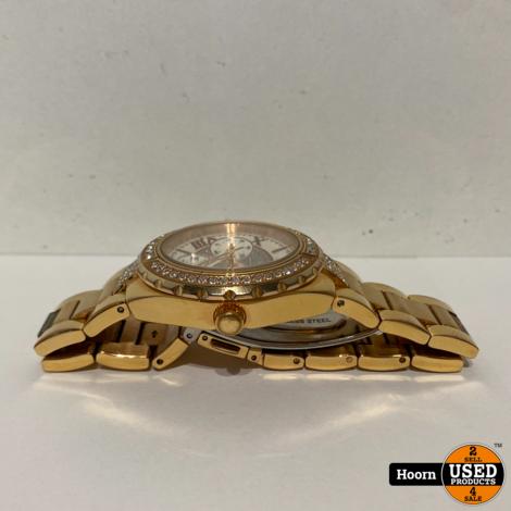 Guess W0111L3 Dames Horloge in Doos incl. Extra Schakels