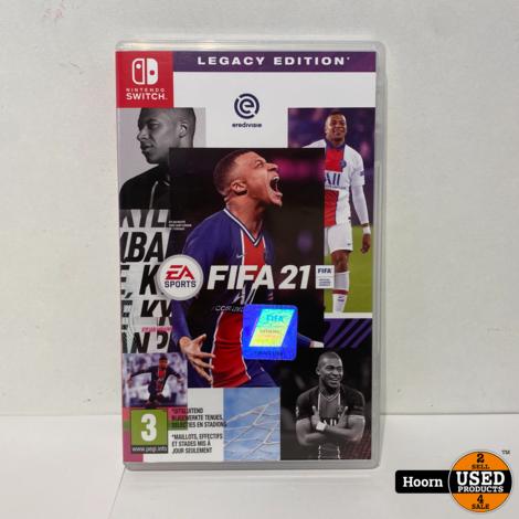 Nintendo Switch Game: FIFA 21