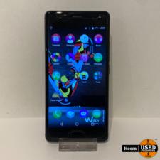 Wiko Ufeel 16GB Dual-Sim Zwart incl. Lader
