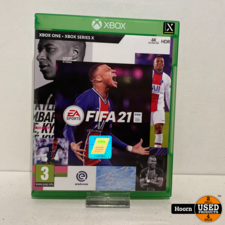 Xbox One Game: FIFA 21