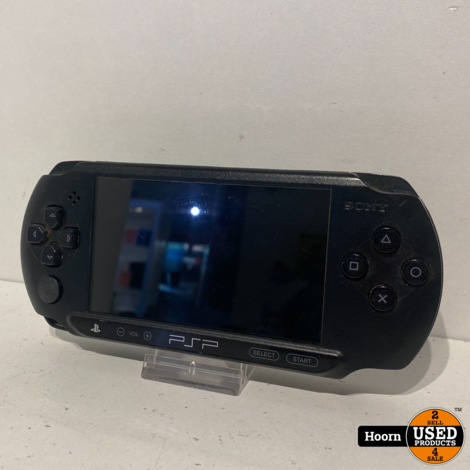 Sony PSP Portable 1004 incl. Lader