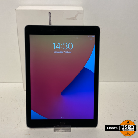 iPad Air 2 16GB Wifi Space Gray in Doos incl. Lader