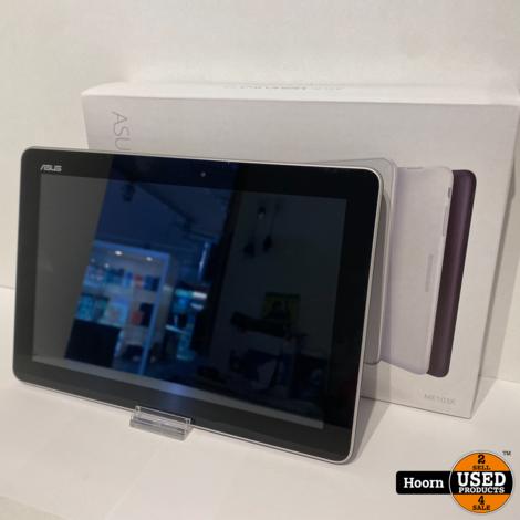 Asus MeMo Pad 10 64GB 10.1 inch Zwart Compleet in Doos