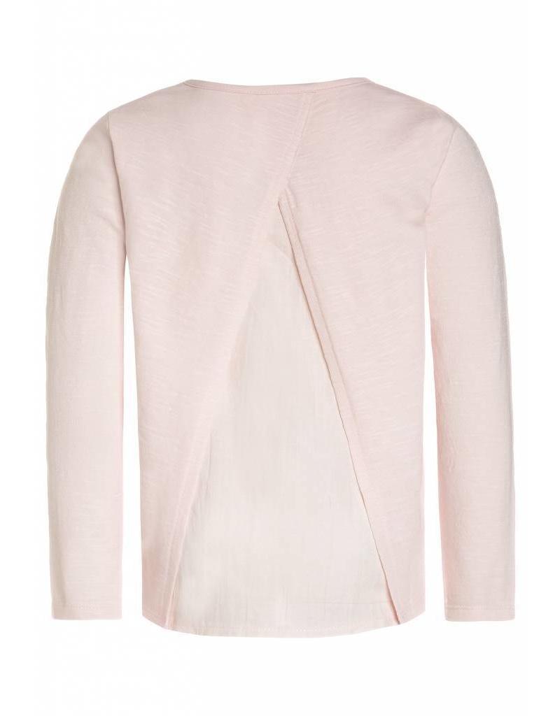 "Lemon Beret Tshirt ""Hello"" pink"