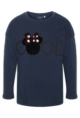 Name It T-shirt Minnie Mousse COOL navy
