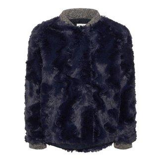 Name It Cardigan fur navy
