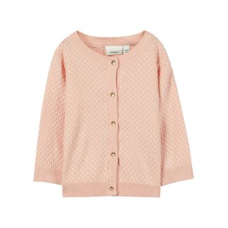 Name It Baby cardigan pink