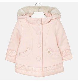 Mayoral Winterjas pink