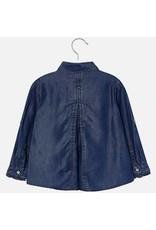 Mayoral Denim blouse