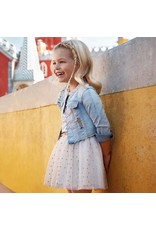 Mayoral Tulle skirt                   Golden