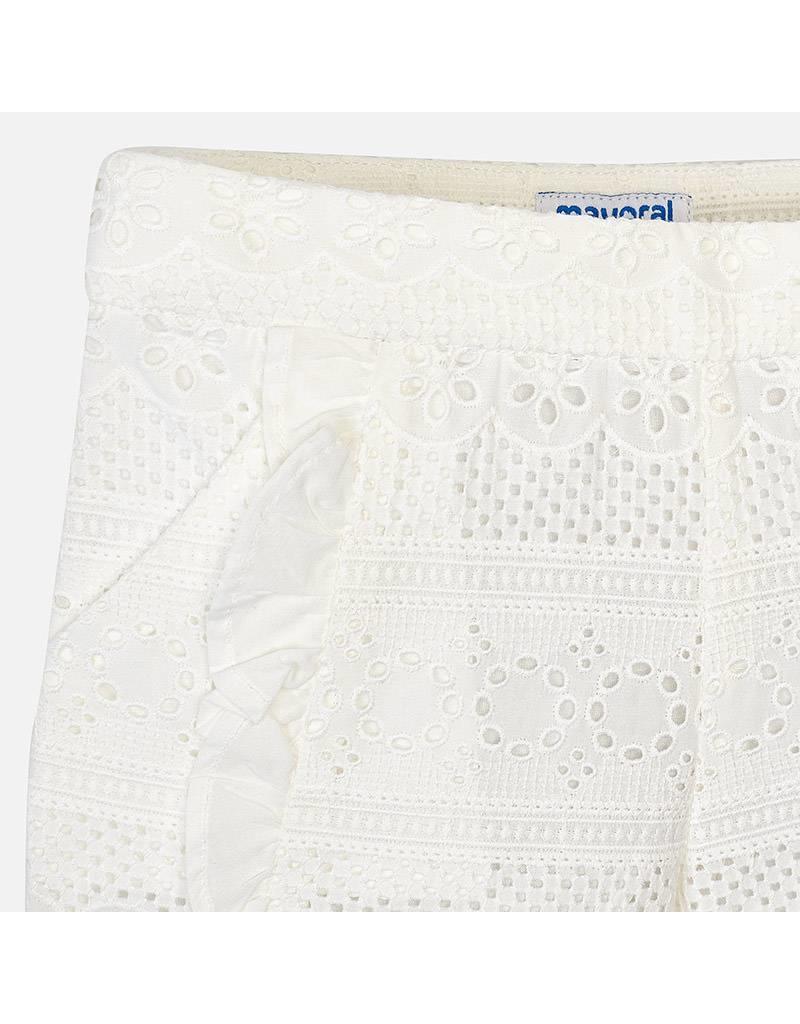 Mayoral Ripped shorts                 Natural