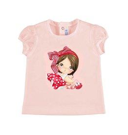Mayoral S/s t-shirt                   Rose