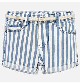 Mayoral Stripes short belt            Nautical