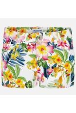 Mayoral Printed twill shorts          Nautical