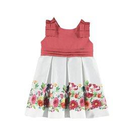 Mayoral Dress                         Coral