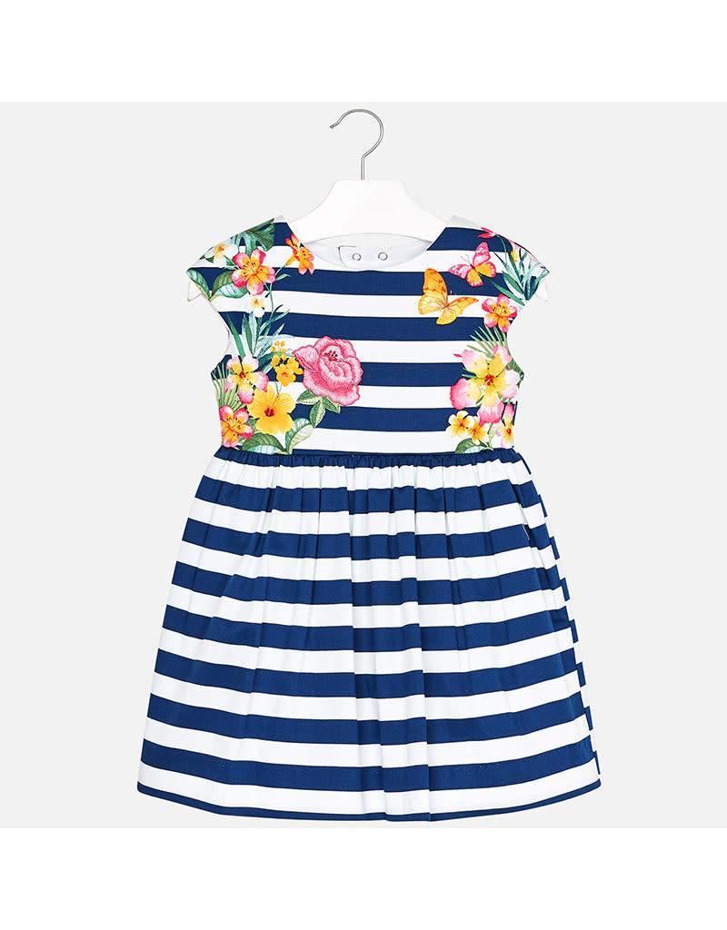 Mayoral Stripes dress                 Nautical
