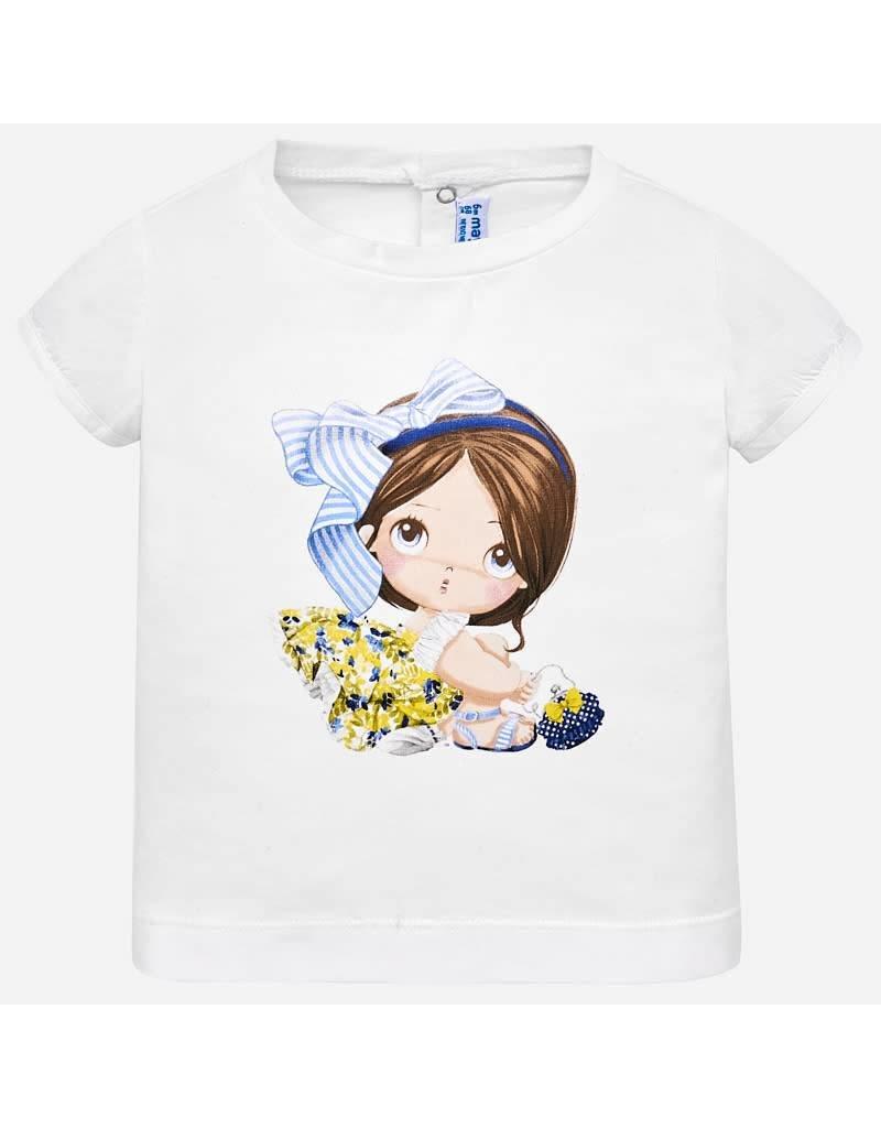 Mayoral S/s t-shirt                   Citrus