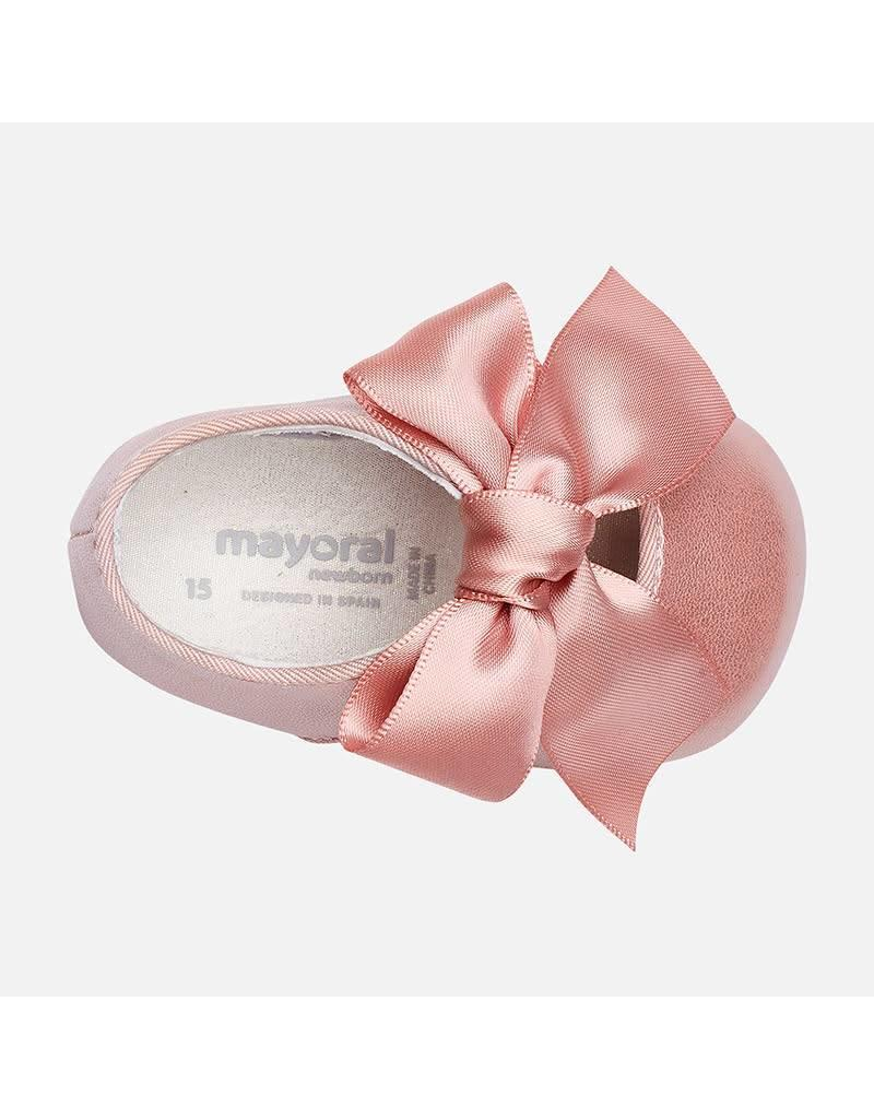 Mayoral Ceremony mary jane baby girl