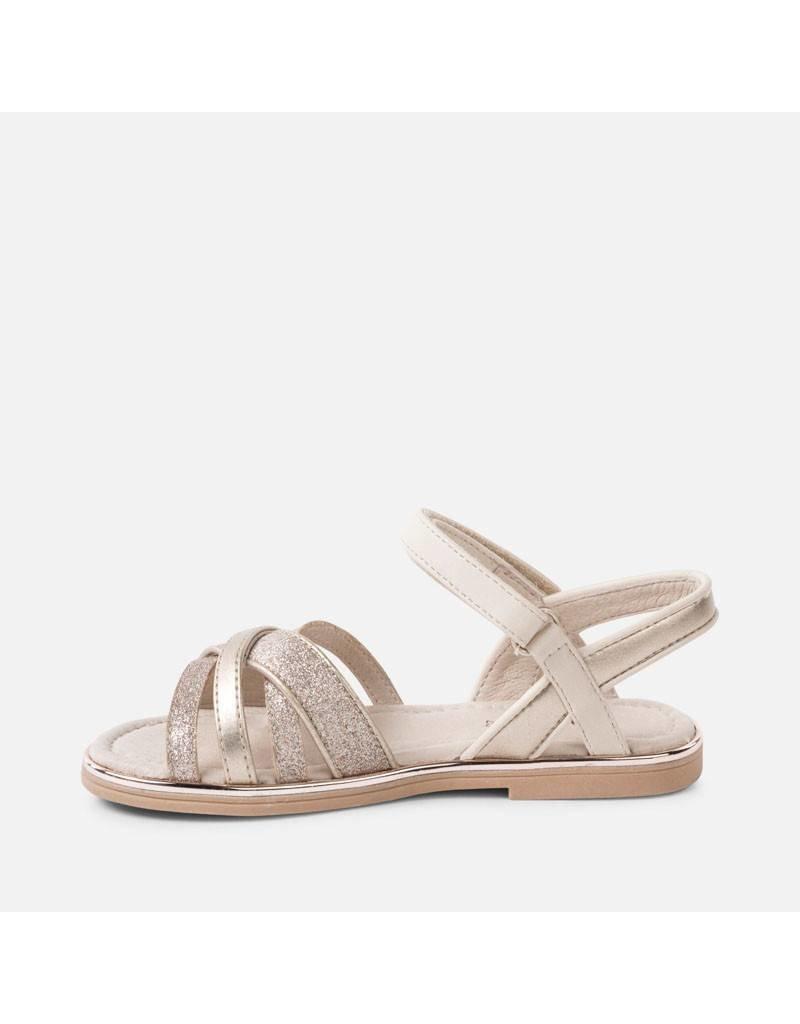 Mayoral Laminated sandals