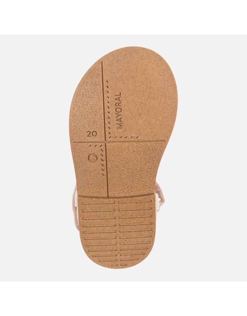 Mayoral Formal sandals