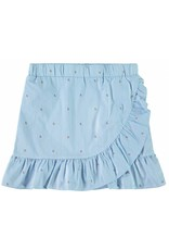 Name It Wrapped skirt gestreept