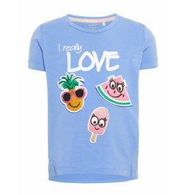 Name It Tshirt met pads/velcro
