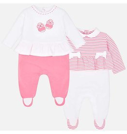 Mayoral 2 pyjamas set