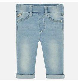 Mayoral Basic denim pants             Bleached