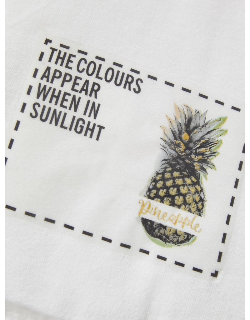 Name It Tshirt changing colour in the sun