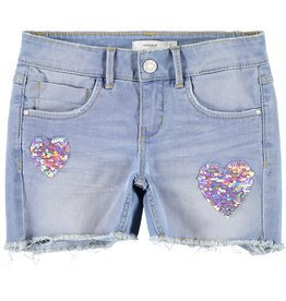 Name It Short denim HEART