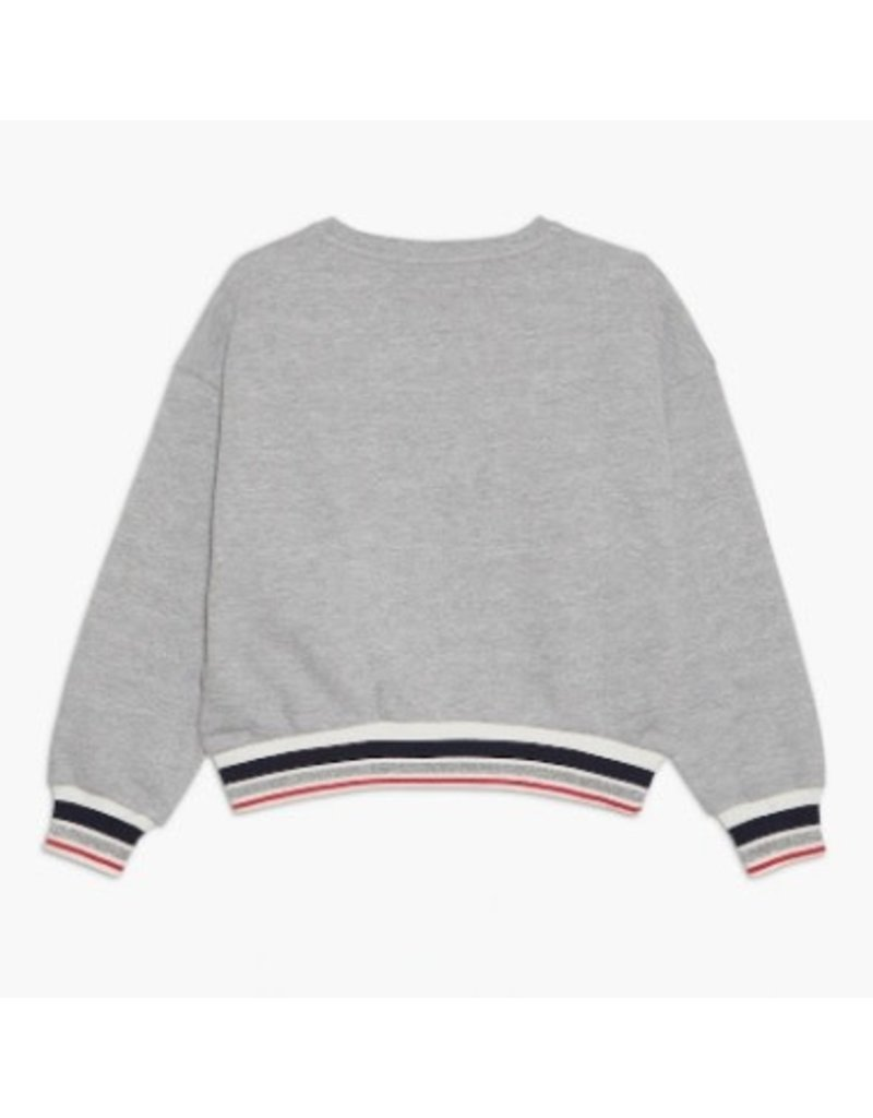 Lemon Beret Sweater CHILL