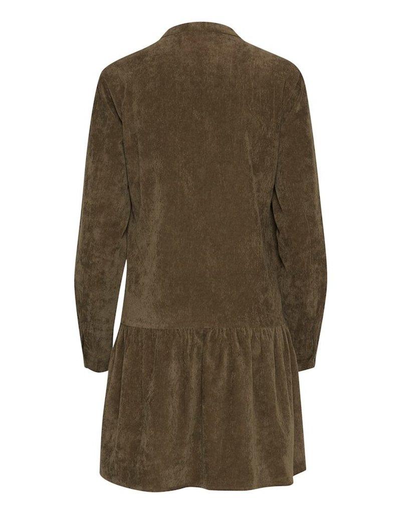 B Young Peplum dress
