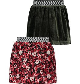 Like Flo Flo girls reversible skirt