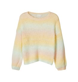 Name It Rainbow sweater