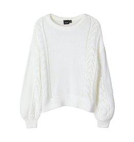 LMTD Drew knit sweater