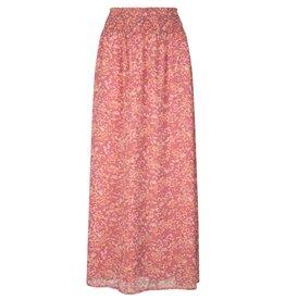 Ydence Dani maxi skirt pink