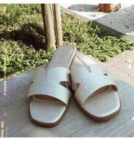 Slippers Lisa gold