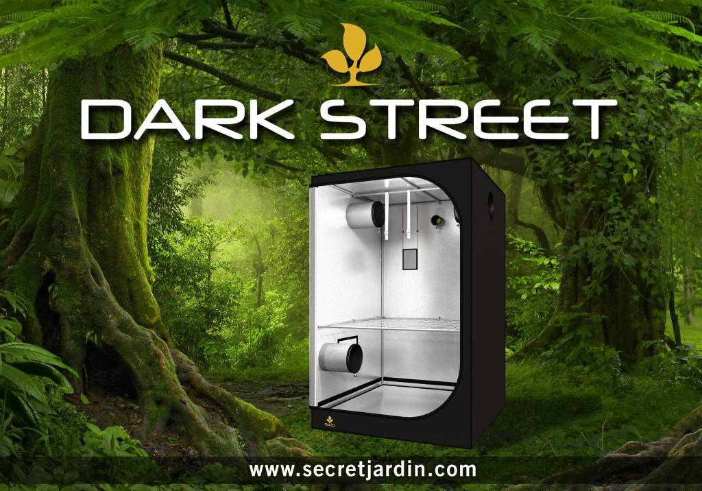 Darkstreet Grow Tents Secret Jardin