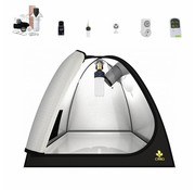 Secret Jardin Cristal Room 110 Voorgroei Tent Compleet 200 Watt