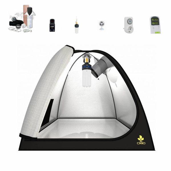 Cristal Room 110 Voorgroei Tent Compleet 200 Watt