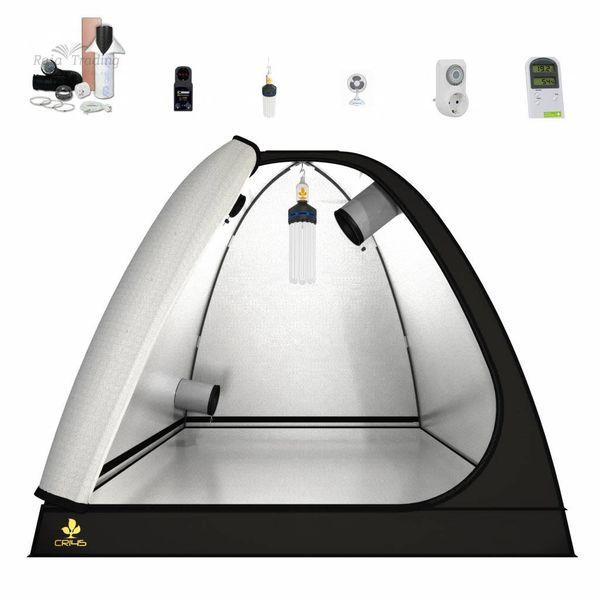 Cristal Room 145 Voorgroei Tent Compleet 300 Watt